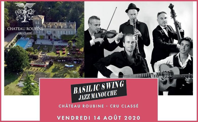 Jazz Manouche au Château Roubine