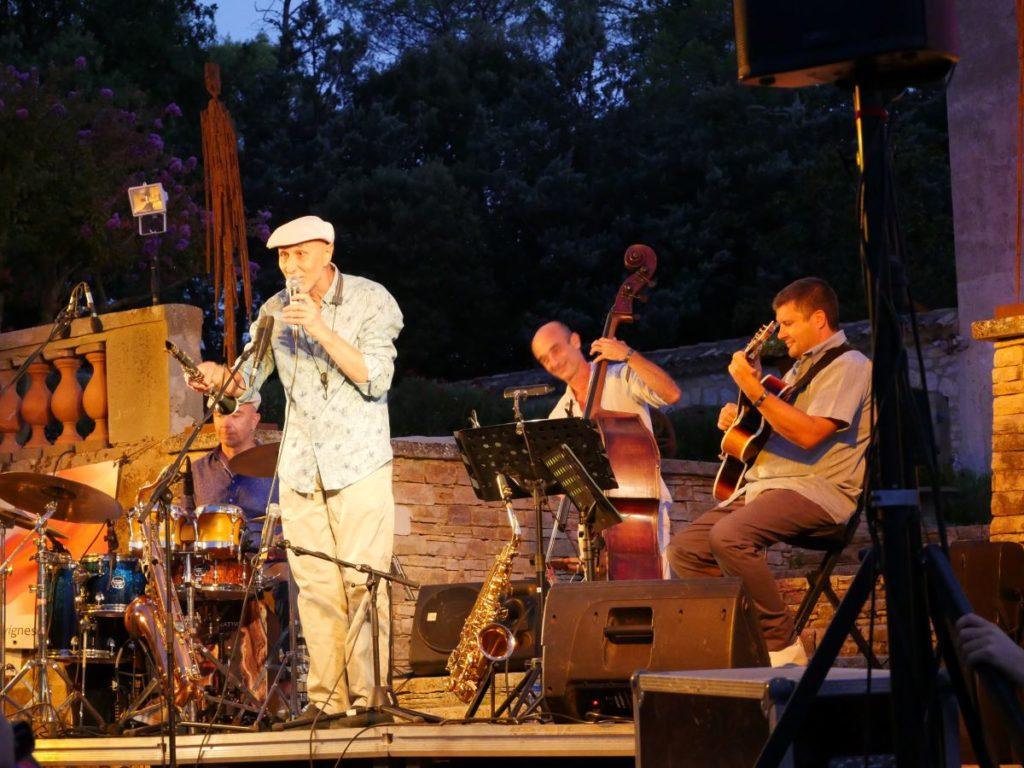 Jazz latino au Château Roubine de Lorgues