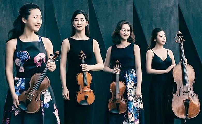 Quatuors à cordes à Fayence