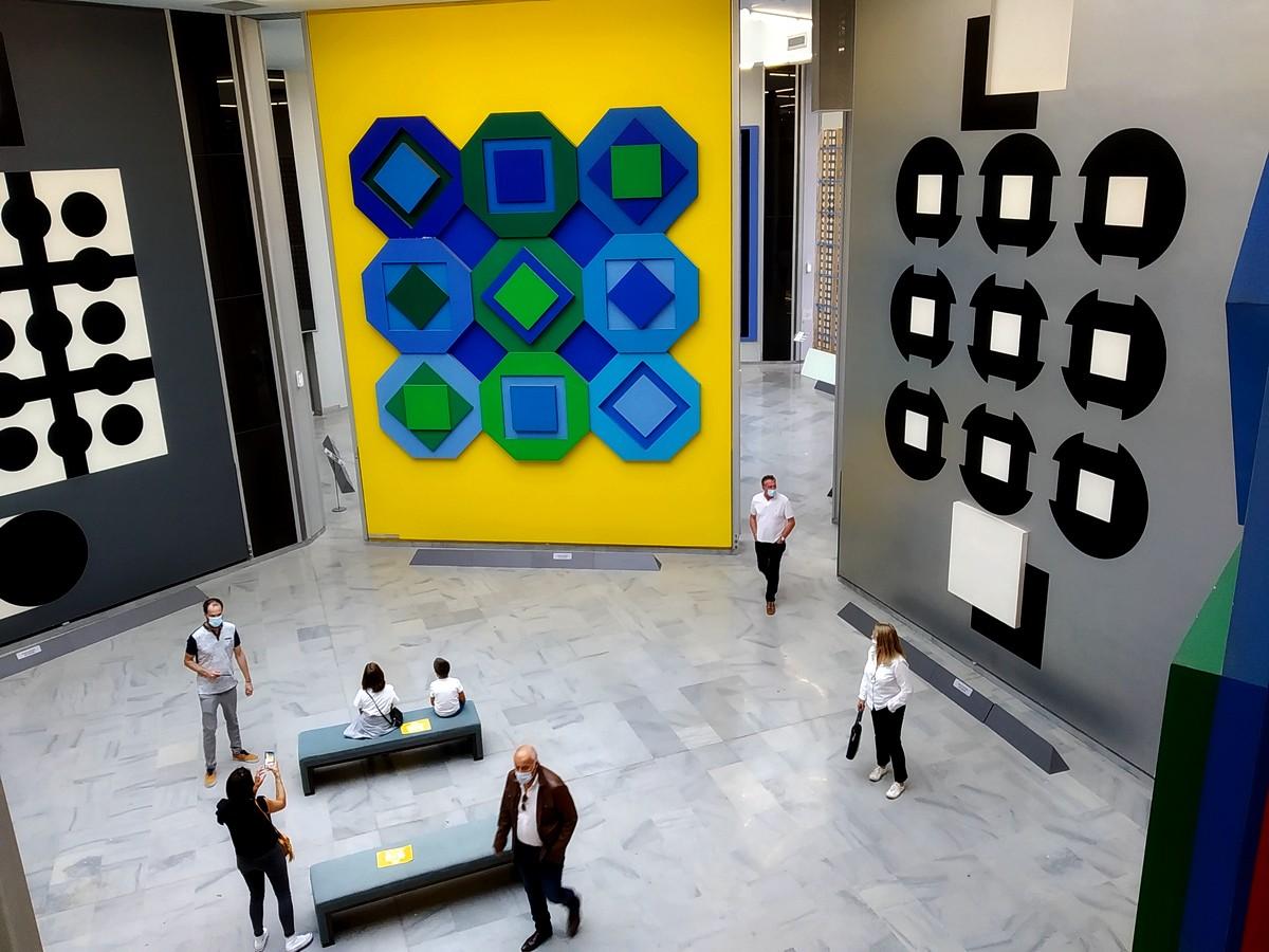 Fondation Vasarely